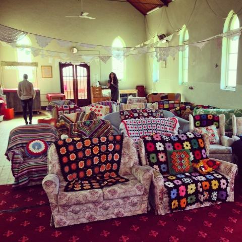 Community hub - cool knitted stuff